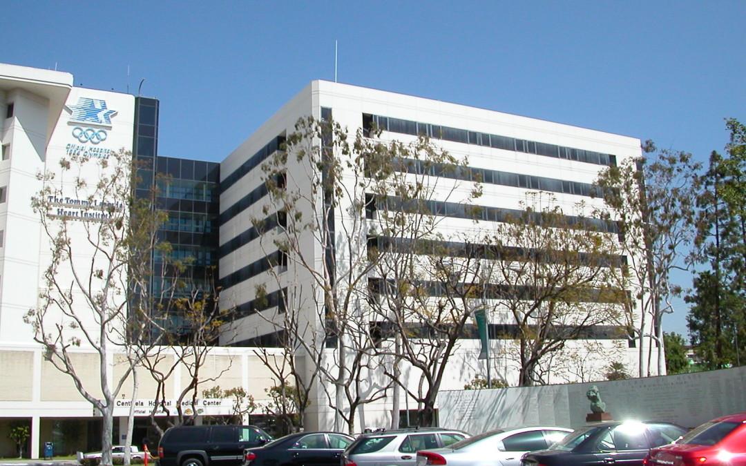 Project: Centinella Hospital Inglewood