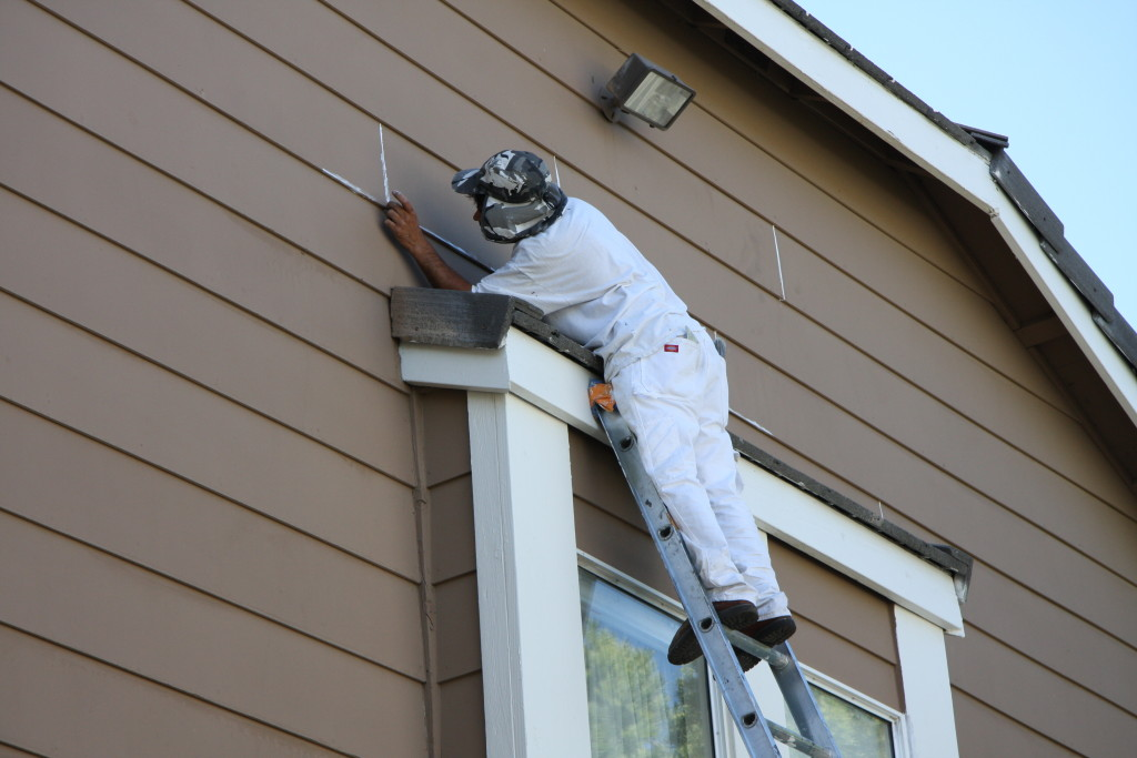 Painting contractors