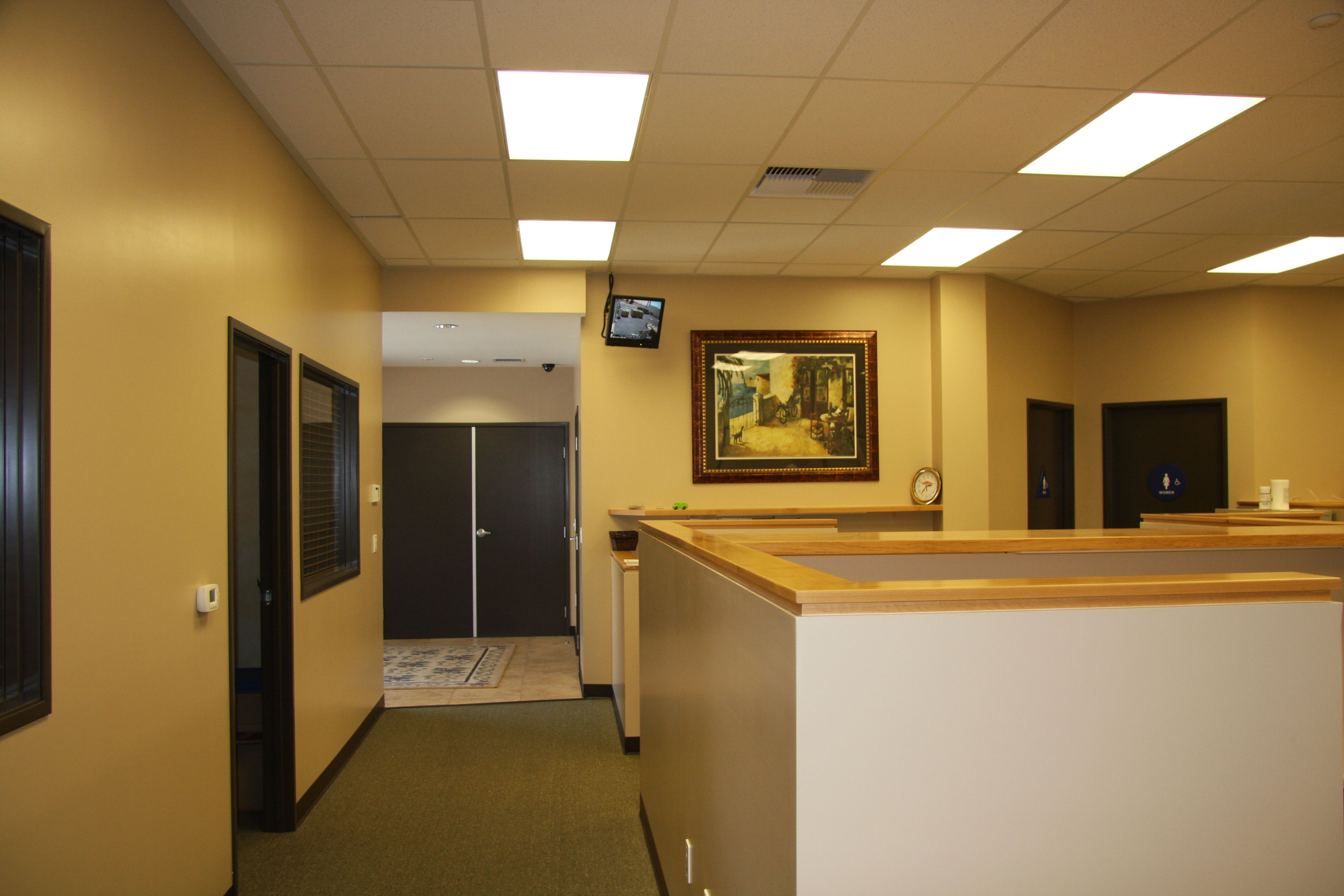 Interior Painting L L Construction Services Inc